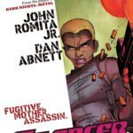 Preview of DC's The Silencer #1
