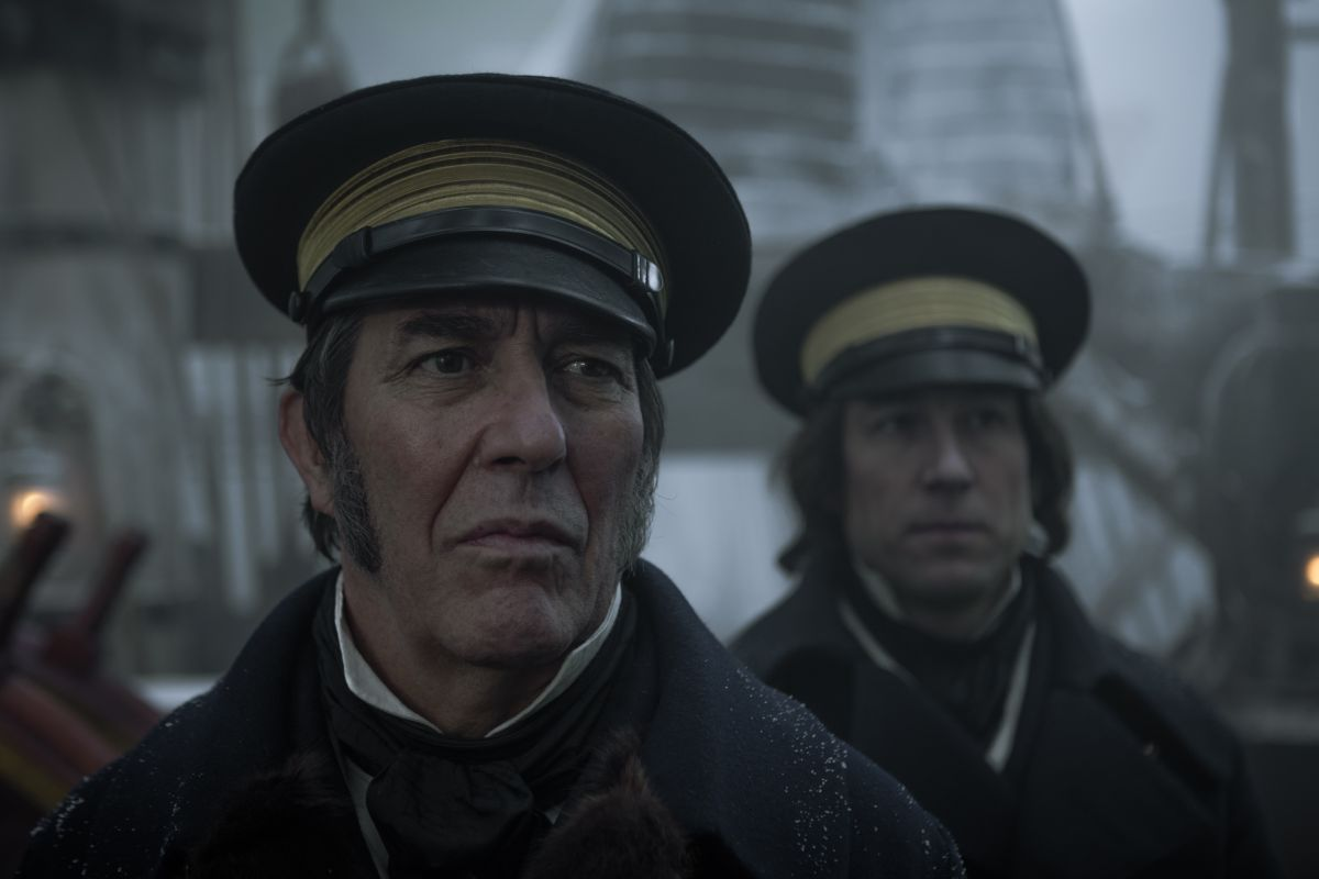 New trailer for Ridley Scott's AMC show The Terror