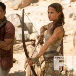 New images from the Tomb Raider reboot starring Alicia Vikander