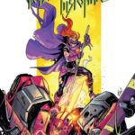 Preview of Transformers vs. The Visionaries #1