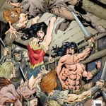 Preview of Wonder Woman/Conan #4