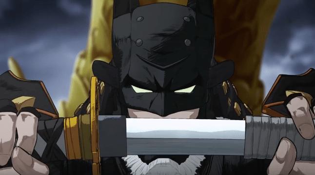 Batman Ninja trailer English language  YouTube