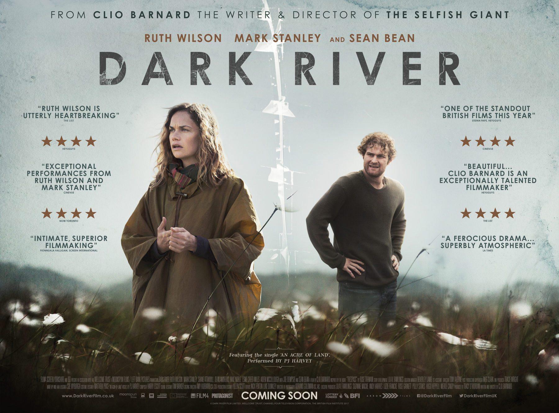 Movie Review - Dark River (2018)