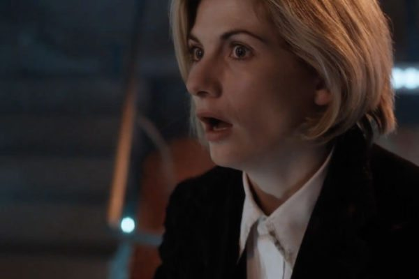 Twice Upon A Christmas Doctor Who.Watch Jodie Whittaker S First Scene From The Doctor Who
