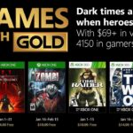Xbox Games with Gold for January 2018 revealed
