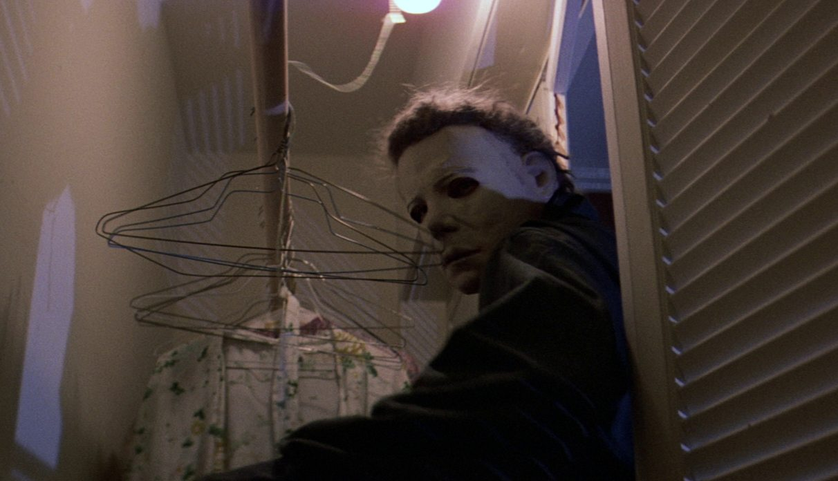 The Halloween reboot is very similar to the original ...