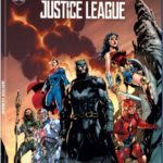Justice League Blu-ray steelbook artwork from Jim Lee revealed