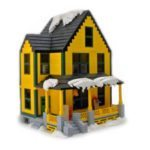 The LEGO Christmas Story House hits 10,000 supporters on LEGO Ideas