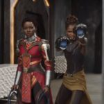 Marvel's Black Panther Empire covers revealed as Letitia Wright and Lupita Nyong'o discuss their roles