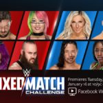Wrestling Daily News Roundup: New Teams Confirmed for Mixed Match Challenge, Tag Match Added to the Royal Rumble, Big Name Added to Raw's 25th Anniversary Show
