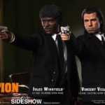 Star Ace Toys' Pulp Fiction Jules Winnfield and Vincent Vega action figures unveiled
