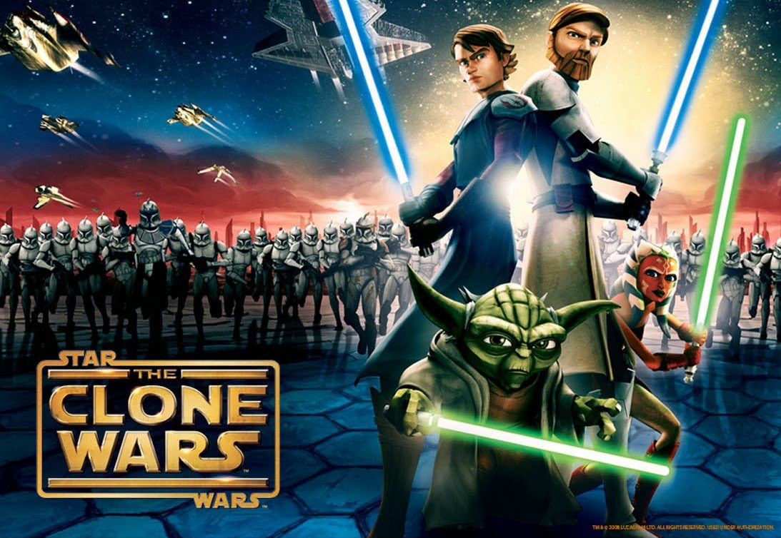 Celebrating 10 Years of Star Wars: The Clone Wars and Its Continuing Legacy