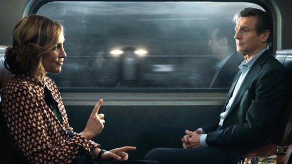 Image result for the commuter 2018 movie scenes