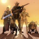 Ralph McQuarrie's art comes to life in concept trailer for The Star Wars