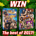 Giveaway – Win WWE: Best of 2017 – NOW CLOSED