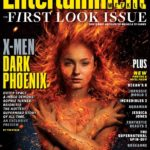 Sophie Turner's Jean Grey featured on EW's X-Men: Dark Phoenix cover, first plot details revealed