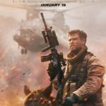 12 Strong character posters featuring Chris Hemsworth, Michael Shannon, Trevante Rhodes and Michael Pena