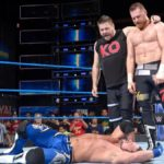 WWE SmackDown Live Review 23.1.18 – Royal Rumble Hype, AJ takes on Sami and Kevin, Mixed Match Challenge Thoughts