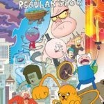 Preview of Adventure Time/Regular Show #6