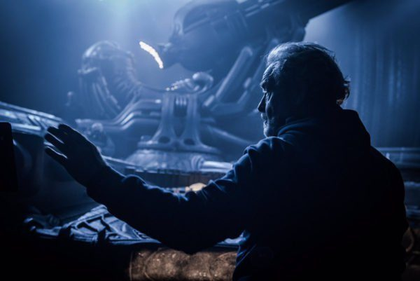 Ridley Scott to direct sci-fi series Raised By Wolves