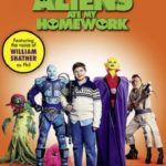 William Shatner introduces the trailer for Aliens Ate My Homework