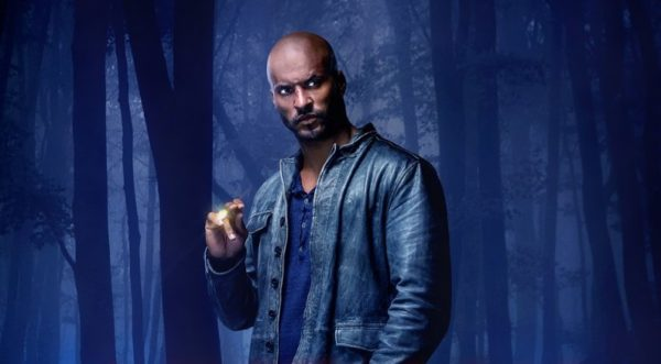 """American Gods star Ricky Whittle has """"had conversations"""" about Green Lantern role"""