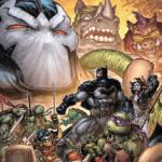 Preview of Batman/Teenage Mutant Ninja Turtles II #3
