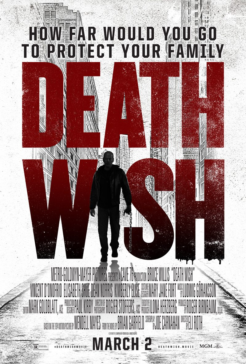 Movie Review - Death Wish (2018)
