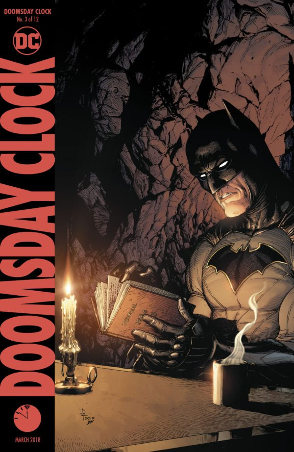 Comic Book Review - Doomsday Clock #3