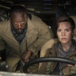 New images from Fear the Walking Dead season 4 feature Lennie James' Morgan Jones