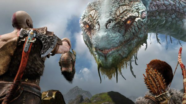 God of War gets a new trailer and release date