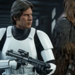Sideshow's Han Solo Stormtrooper Disguise Premium Format Star Wars figure available to pre-order