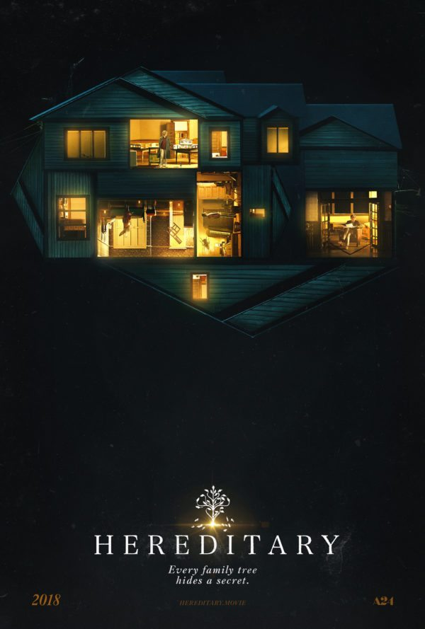 Image result for Hereditary film poster