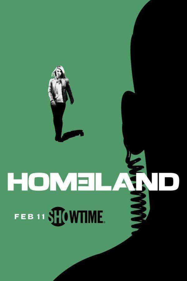 Homeland Temporada 7 Latino 720p