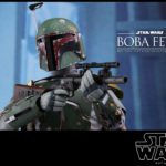 Hot Toys' Star Wars: The Empire Strikes Back Boba Fett Movie Masterpiece Series collectible figure revealed
