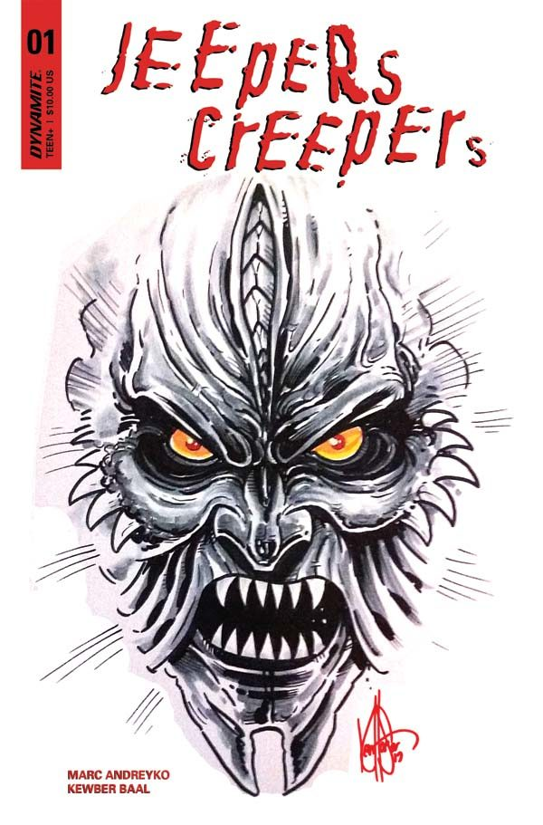 Dynamite Entertainment Brings Jeepers Creepers To Comic Books
