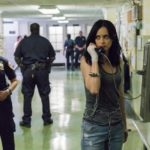 Jessica Jones finds herself behind bars in new images from season 2 of the Marvel show