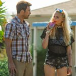 First look images from Josie starring Sophie Turner and Dylan McDermott