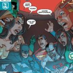 Preview of Justice League #37