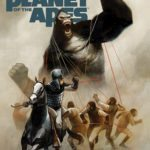 Preview of Kong on the Planet of the Apes #3