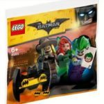 New LEGO Batman Movie, LEGO Ninjago and LEGO Friends polybags revealed