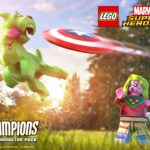 Champions character pack revealed for LEGO Marvel Super Heroes 2