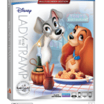 Disney's Lady and the Tramp joins the Walt Disney Signature Collection