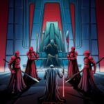 Star Wars: The Last Jedi IMAX poster showcases Kylo Ren, Snoke and the Praetorian Guard