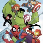 Marvel announces new all-ages comic book series Marvel Super Hero Adventures