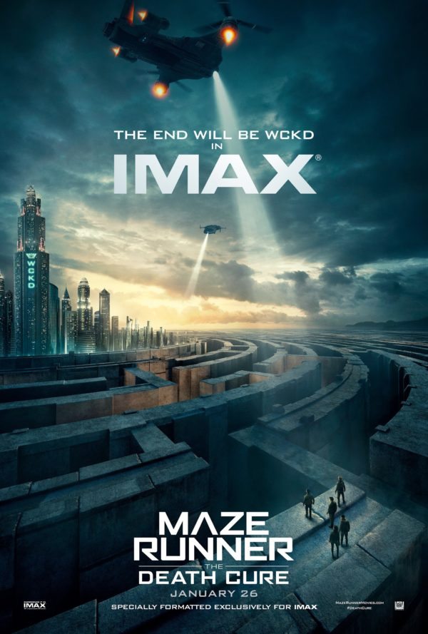تحميل maze runner the death cure