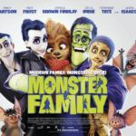 Animated comedy Monster Family gets a new poster and trailer