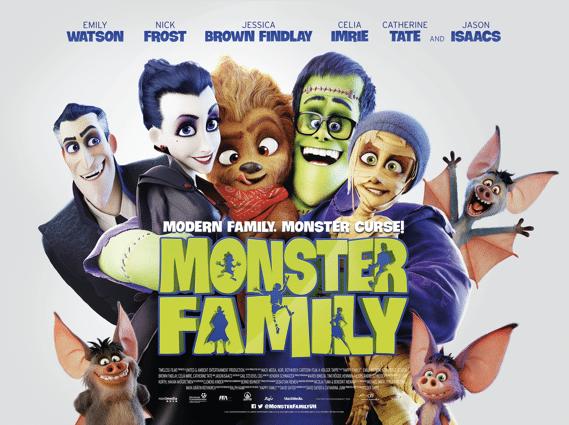 Monster-Family-UK-poster