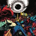 Comic Book Review – Optimus Prime #15