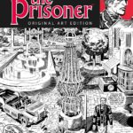 Titan to publish long-lost The Prisoner comic book from Jack Kirby